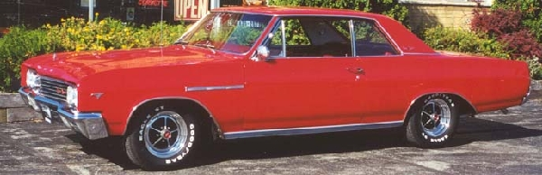 1965 BUICK SKYLARK GS UNKNOWN - Front 3/4 - 22086