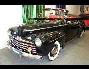 1946 FORD SUPER DELUXE CONVERTIBLE -  - 22087