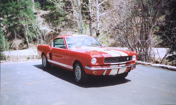 1966 SHELBY GT350 FASTBACK - Engine - 22112