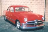 1949 FORD COUPE -  - 22124
