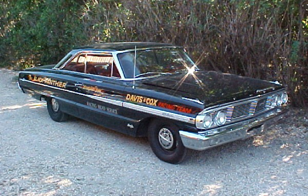 1964 FORD GALAXIE COUPE - Front 3/4 - 22125