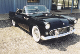 1955 FORD THUNDERBIRD CONVERTIBLE -  - 22150