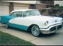 1956 OLDSMOBILE 98 COUPE -  - 22158