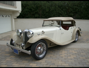 1935 SWALLOW SS-1 2 DOOR OPEN 4-PLACE TOURER -  - 22164
