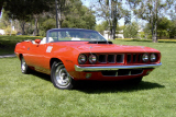 1971 PLYMOUTH BARRACUDA HEMI CONVERTIBLE RE-CREATION -  - 22169
