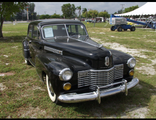 1941 CADILLAC S 4 DOOR FLEETWOOD -  - 22175