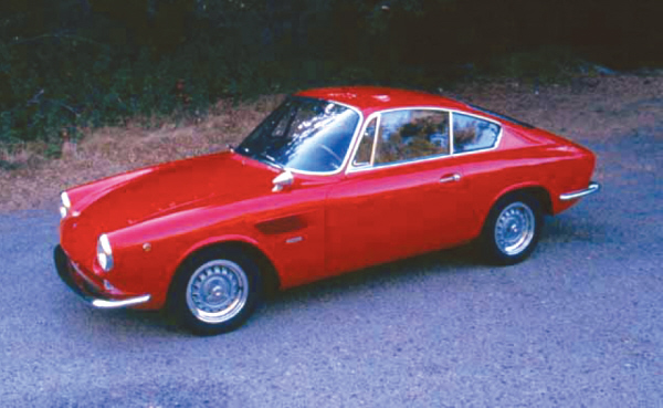 1967 ASA 1000 GT COUPE - Front 3/4 - 22179