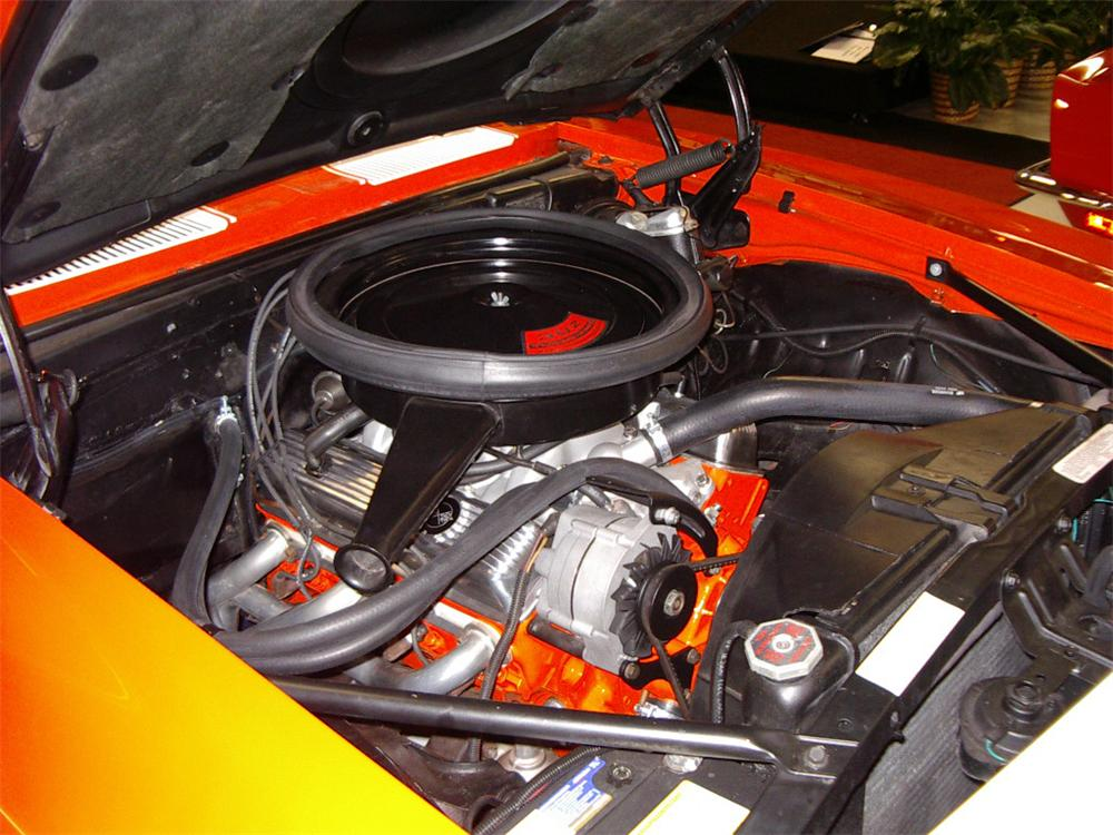1969 CHEVROLET CAMARO Z/28 COUPE - Engine - 22182