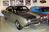 1969 PLYMOUTH ROAD RUNNER HEMI COUPE -  - 22184