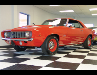 1969 CHEVROLET CAMARO COUPE ZL1 RE-CREATION -  - 22201