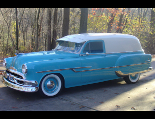 1953 PONTIAC SEDAN DELIVERY -  - 22220