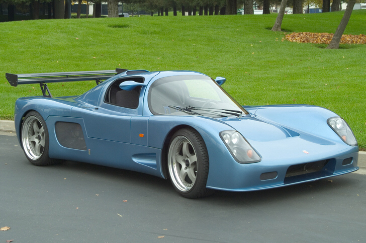 2003 ULTIMA GTR COUPE - Front 3/4 - 22221