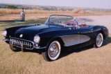 1957 CHEVROLET CORVETTE FI CONVERTIBLE -  - 22226