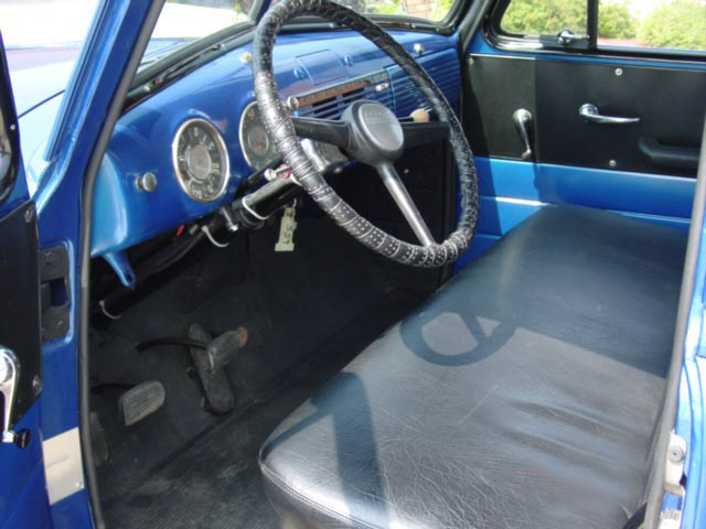 1951 CHEVROLET PICKUP - Interior - 22230