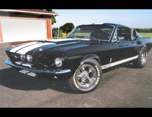 1967 SHELBY GT500 FASTBACK -  - 22231