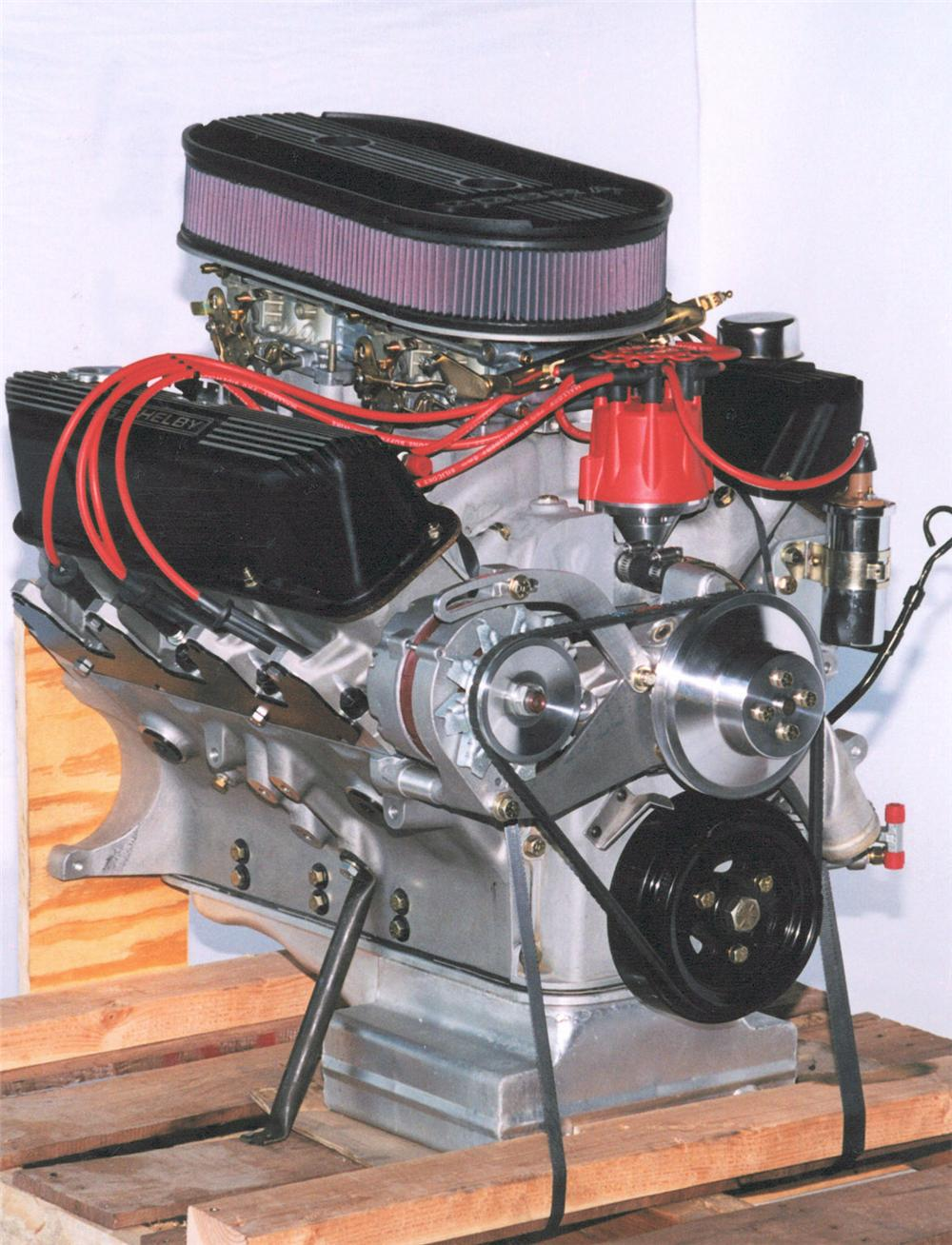 1967 SHELBY GT500 FASTBACK - Engine - 22231