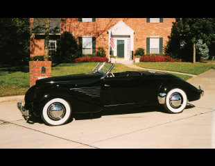 1936 CORD 810 ROADSTER -  - 22232