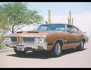 1970 OLDSMOBILE 442 W30 COUPE -  - 22237
