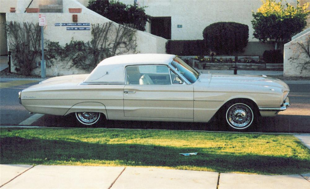 1966 ford thunderbird 2 door landau hardtop 22240. Cars Review. Best American Auto & Cars Review