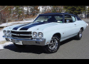 1970 CHEVROLET CHEVELLE LS6 COUPE -  - 22252