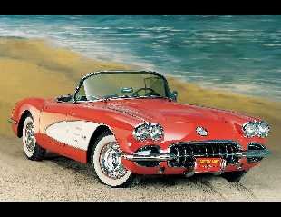1958 CHEVROLET CORVETTE UNKNOWN -  - 22339