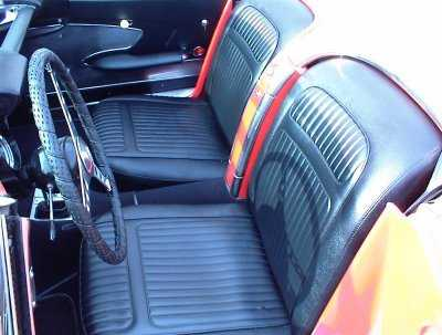 1958 CHEVROLET CORVETTE UNKNOWN - Interior - 22339