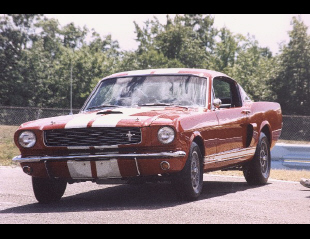 1966 SHELBY GT350 FASTBACK -  - 22364