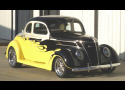 1937 FORD 5 WINDOW COUPE -  - 22393