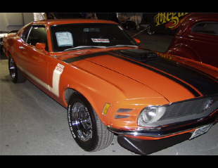 1970 FORD MUSTANG BOSS 302 2 DOOR -  - 22425