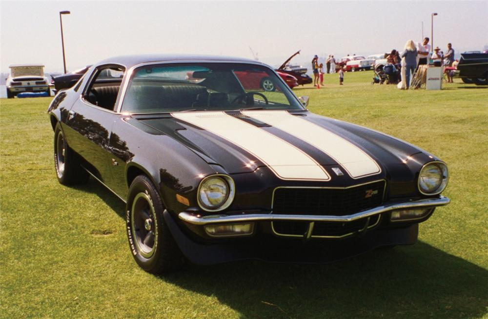 1970 CHEVROLET CAMARO Z/28 COUPE - Front 3/4 - 22428