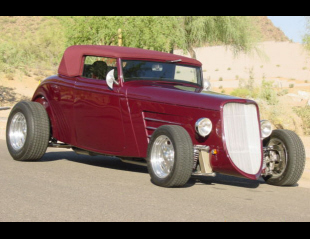 1933 FORD CUSTOM ROADSTER -  - 22436