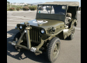1944 FORD JEEP PREVIOUSLY OWNED BY FRANK SINATR -  - 22444