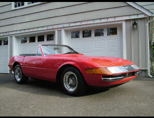 1971 FERRARI SPYDER CONVERSION -  - 22460