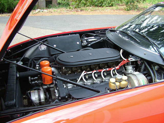 1971 FERRARI SPYDER CONVERSION - Engine - 22460