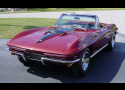 1967 CHEVROLET CORVETTE 427/435 CONVERTIBLE -  - 22463
