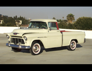 1955 CHEVROLET CAMEO CARRIER -  - 22476