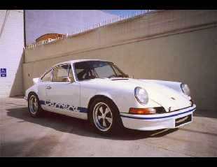 1973 PORSCHE CARRERA RS LIGHTWEIGHT -  - 22480