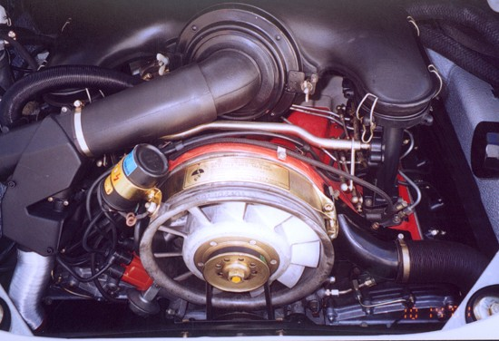 1973 PORSCHE CARRERA RS LIGHTWEIGHT - Engine - 22480