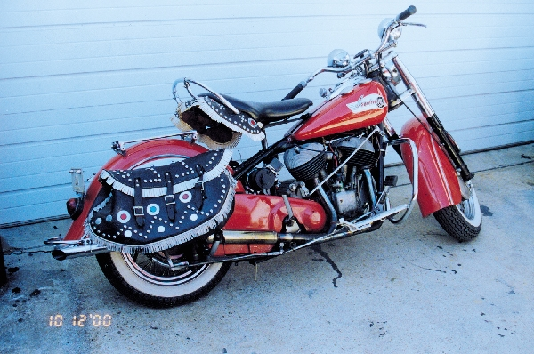 Las Vegas Motorcycle >> 1952 INDIAN CHIEF MOTORCYCLE
