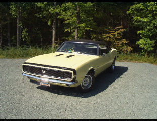 1967 CHEVROLET CAMARO RS/SS COUPE -  - 22587