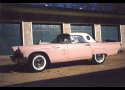 1957 FORD THUNDERBIRD CONVERTIBLE -  - 22590