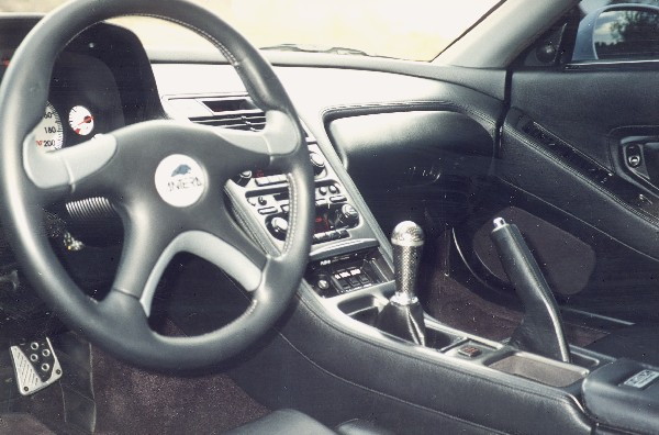 1992 ACURA NSX CUSTOM COUPE - Interior - 22595