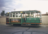 1969 FORD SAN FRANCISCO CABLE CAR TRUCK -  - 22596