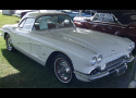 1961 CHEVROLET CORVETTE CONVERTIBLE -  - 22620