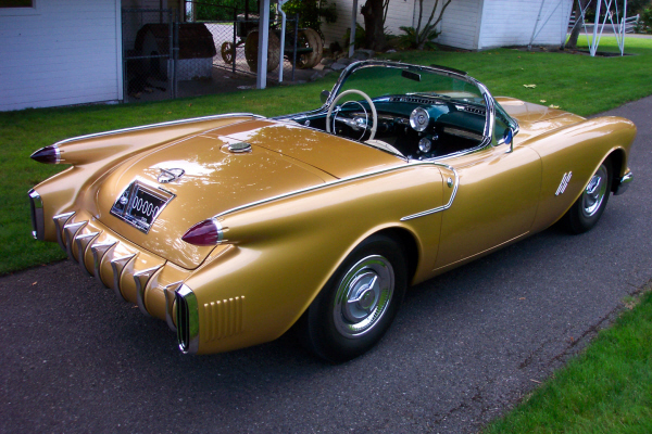 Olds f88 concept car