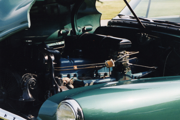 1950 BUICK WOODY SUPER STATION WAGON - Engine - 22630