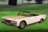 1965 LINCOLN CONTINENTAL CONVERTIBLE -  - 22634