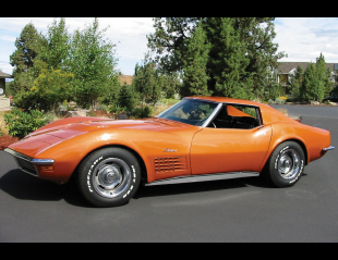 1972 CHEVROLET CORVETTE 454 COUPE -  - 22638