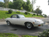 1970 JAGUAR XKE ROADSTER -  - 22651