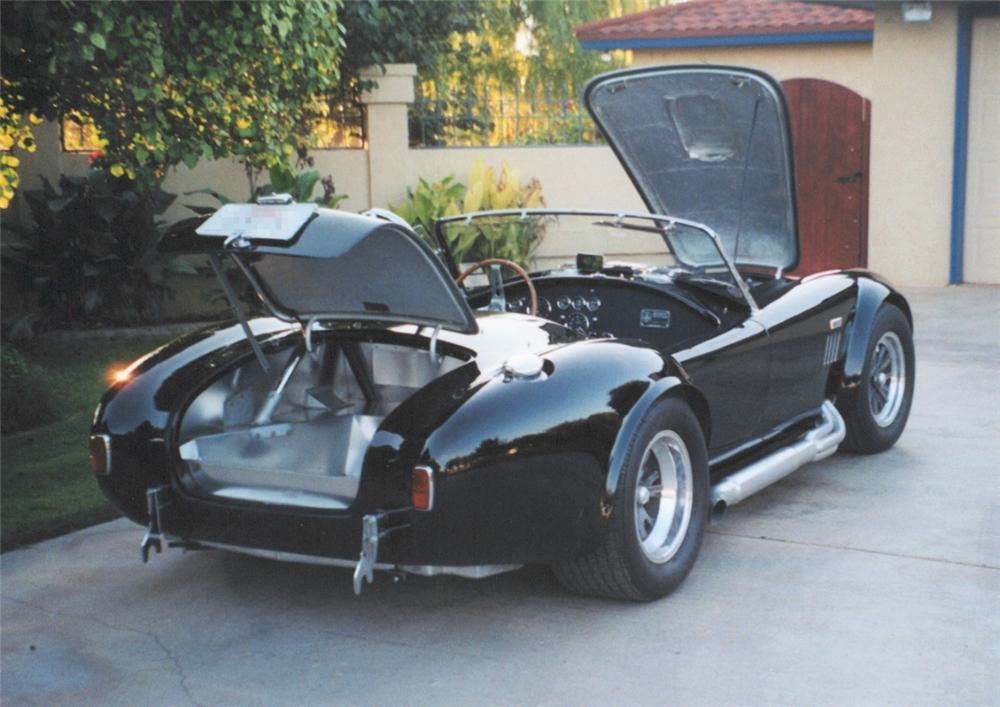 1965 SHELBY COBRA 4000 SERIES ROADSTER - Engine - 22652